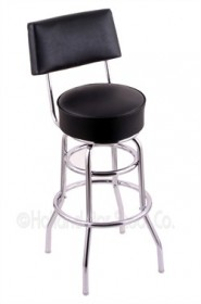 (Shipping Included) Holland C7C4 Classic Bar Stool 25 Inch C7C425BlkVinyl