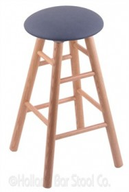 (Shipping Included) Holland RC24OSNatReiBay Oak Counter Stool in Natural Finish /w Rein Bay Seat