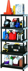 Rimax Heavy Duty 5 Tier Shelve - Inval 9494