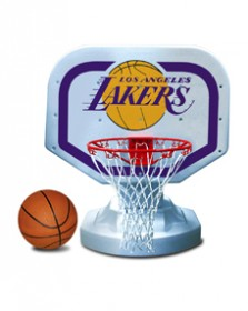 Poolmaster L.A. Lakers Hoop