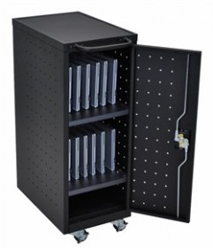 Tablet Charging Cart - Luxor LLTP12-B