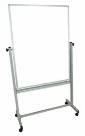 36x48 Mobile Whiteboard - Luxor MB3648WW