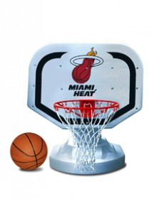 Poolmaster Miami Heat Hoop