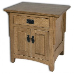 Millcreek Mission Nightstand
