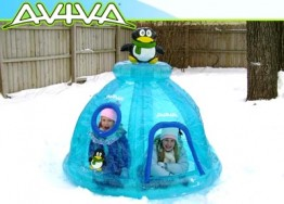 Aviva Penguin Igloo