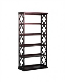 Turner Bookcase Espresso - Powell 14A8082BCE