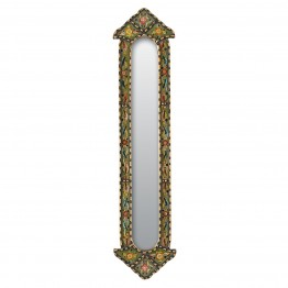 Gemstone Verdigris 6 x 32 inches Wall Mirror