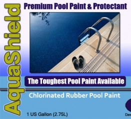 AquaShield Chlorinated Rubber Pool Paint