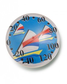 Poolmaster Sailboat Wall Thermometer