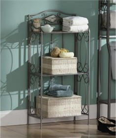 Reflections 3-Tier Rack - Southern Enterprises BT3523