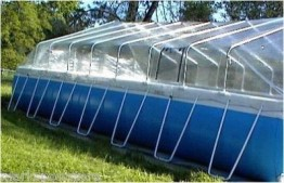 Sun Dome's For Soft Sided Pools