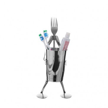 Toothbrush Cup Holder Fork